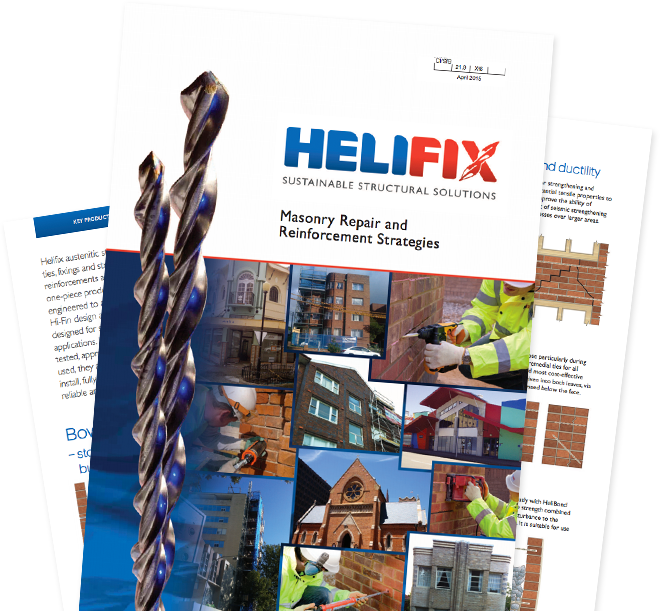 Helifix Sutainable Structural Solutions - A division of Ancon